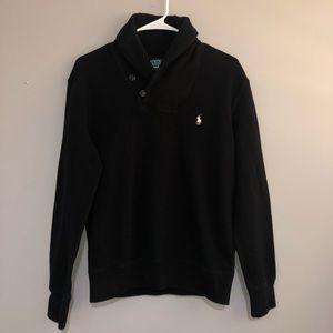polo pullover